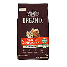 Castor & Pollux ORGANIX® Organic Dog Food - Chicken & Oatmeal