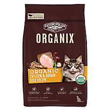 Castor & Pollux ORGANIX® Organic Cat Food - Chicken & Brown Rice
