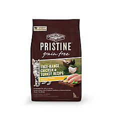 Castor & Pollux PRISTINE™ Grain Free Cat Food - Free-Range Chicken & Turkey