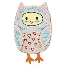 Top Paw® 2 Wild Flattie Grey Bird Dog Toy - Plush