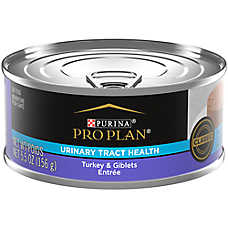 Purina® Pro Plan® Focus Urinary Tract Health Adult Cat Food - Turkey & Giblets