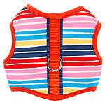 Top Paw® Rainbow Stripes Comfort Dog Harness