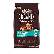 Castor & Pollux ORGANIX® Grain Free Organic Senior Dog Food - Chicken