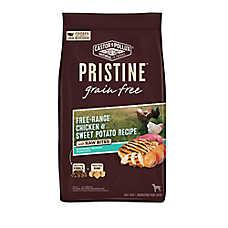 Castor & Pollux PRISTINE™ Grain Free with Raw Bites Dog Food - Free-Range Chicken & Sweet Pota