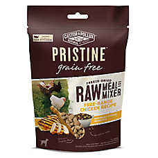 Castor & Pollux PRISTINE™ Grain Free Freeze Dried Raw Meal or Mixer Dog Food - Chicken