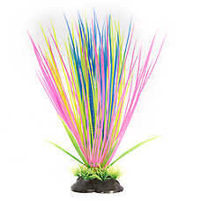 Top Fin® Glow Yellow and Pink Aquarium Plant