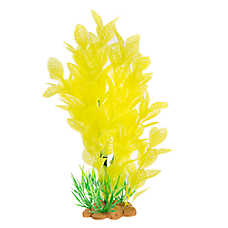 Top Fin® Glow Yellow Aquarium Plant