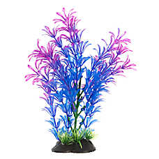 Top Fin® Glow Purple Aquarium Plant