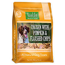 VitaLife Dog Treats - Natural, Pumpkin & Chicken Wraps