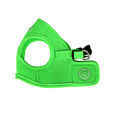Puppia Soft Neon Vest Dog Harness