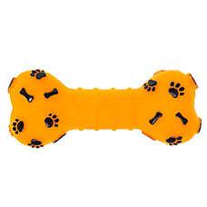 Thrills & Chills™ Halloween Dog Bone Dog Toy - Squeaker