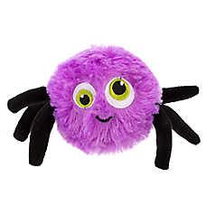 Thrills & Chills™ Halloween Spider Dog Toy - Plush, Squeaker