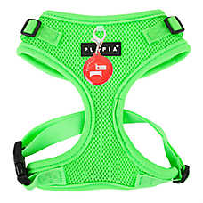 Puppia Soft Neon Dog Harness