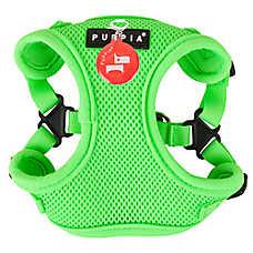 Puppia Neon Soft Dog Harness
