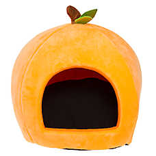Thrills & Chills™ Halloween Pumpkin Hut Pet Bed