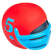 Top Paw® Sports Helmet Dog Toy - Squeaker
