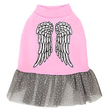 Top Paw® Wings Tulle Dog Dress