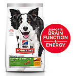 Hill's® Science Diet® Youthful Vitality Adult 7+ Dog Food - Chicken & Rice