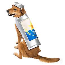 Thrills & Chills™ Halloween Beer Can Dog Costume