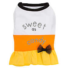 "Thrills & Chills™ ""Sweet as Candy"" Halloween Dress"