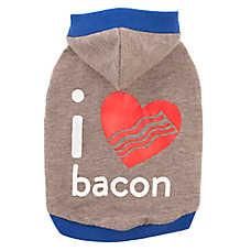 """Top Paw® """"I Heart Bacon"""" Tee"""
