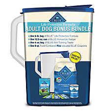 BLUE Life Protection Formula® Adult Dog Bonus Bundle - Chicken & Brown Rice