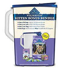 BLUE Wilderness® Kitten Bonus Bundle - Chicken