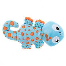 Top Paw® Gecko Dog Toy - Plush, Squeaker