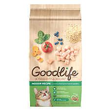 Goodlife Indoor Adult Cat Food - Natural, Chicken