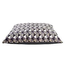 Grreat Choice® Tri-Print Pillow Dog Bed