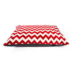 Grreat Choice® Chevron Pillow Dog Bed