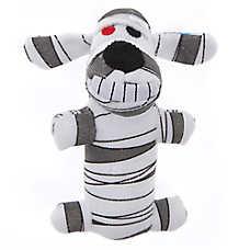 BOBO™ Mummy Dog Toy - Plush, Squeaker