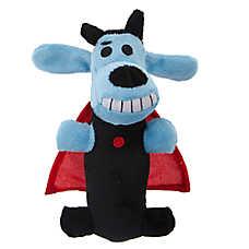 BOBO™ Halloween Vampire Dog Toy - Plush, Squeaker