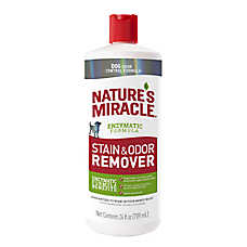 Nature's Miracle® Dog Stain & Odor Remover