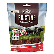 Castor & Pollux PRISTINE™ Grain Free Jerky Dog Treat - Grass-Fed Beef