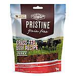Castor & Pollux PRISTINE™ Grain Free Jerky Dog Treat - Grass-Fed Beef