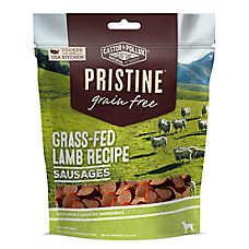 Castor & Pollux PRISTINE™ Grain Free Sausage Dog Treat - Grass-Fed Lamb