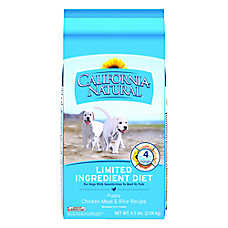 California Natural Limited Ingredient Diet Puppy Food - Natural, Chicken Meal & Rice
