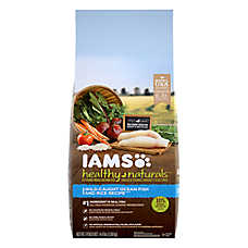 Iams® Healthy Naturals™ Adult Dog Food - Natural, Ocean Fish & Rice