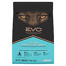 EVO Cat & Kitten Food - Grain Free, Gluten Free, Herring & Salmon