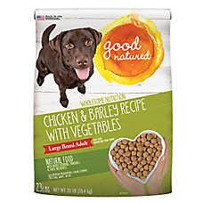 Good Natured™ Large Breed Adult - Natural, Chicken & Barley