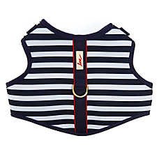 ED Ellen DeGeneres Striped Vest Dog Harness