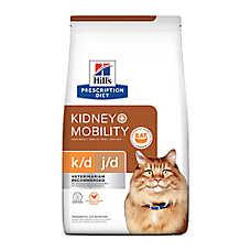 Hill's® Prescription Diet® k/d + Mobility Cat Food - Chicken