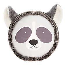 ED Ellen DeGeneres Raccoon Squeaker Dog Toy