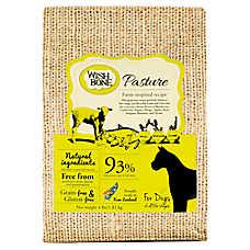 Wishbone Pasture Dog Food - Natural, Grain & Gluten Free, Lamb