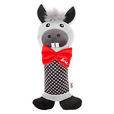 ED Ellen DeGeneres Donkey Dog Toy - Plush, Squeaker