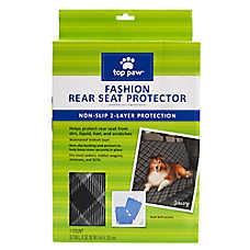 Top Paw® Fashion Rear Car Seat Protector