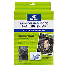 Top Paw® Fashion Hammock Car Seat Protector