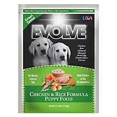 Evolve® Puppy Food - Chicken & Rice