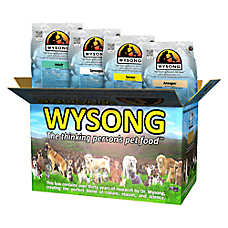 Wysong Variety Pack Dog Food - Adult, Synorgon, Senior & Anergen